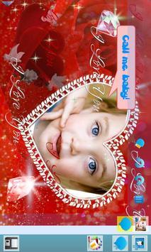 Romantic Love Camera HD apk screenshot