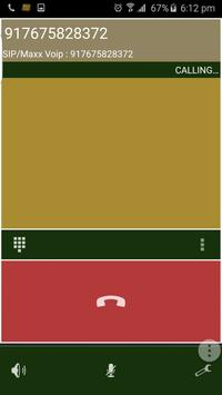 Maxxvoip Dialer No-2 screenshot 2