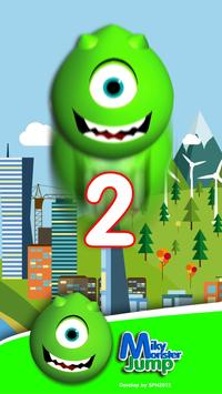 Miky Monster Jump screenshot 2