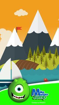 Miky Monster Jump screenshot 3