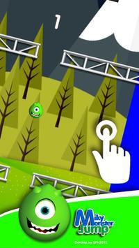 Miky Monster Jump screenshot 5
