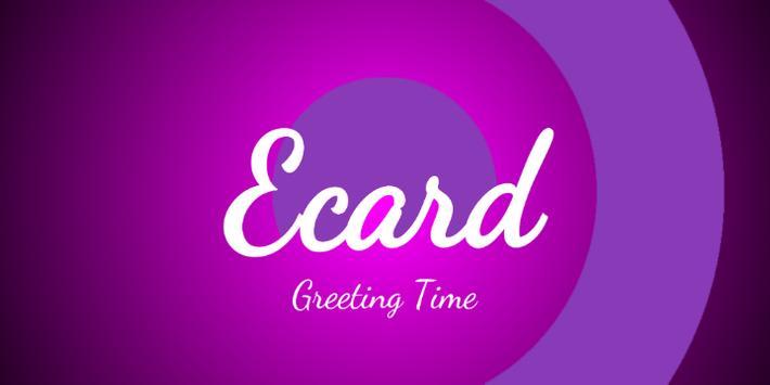 eCard poster