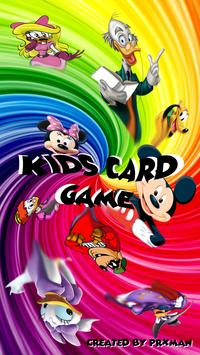 Kids Card Game poster