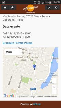 Informacittà Olbia apk screenshot
