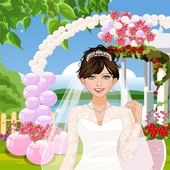 Wedding Dress up Game For Girls icon