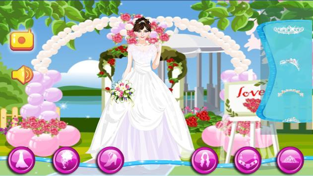 Wedding Dress up Game For Girls screenshot 5