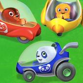 Ruff-Ruff, Tweet and Dave's Racing Adventure icon