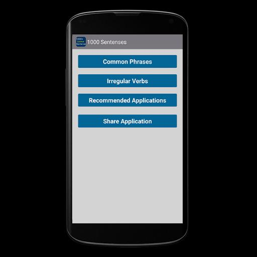 1000 Common English Sentences for Android - APK Download