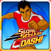 Supa Strikas Dash - Dribbler Runner Game icon