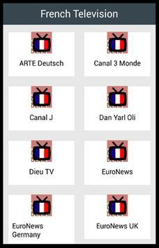 Fransız Televizyon gönderen