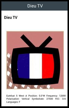 Fransız Televizyon Ekran Görüntüsü 1