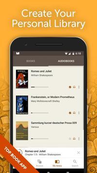 Free Books - Read & Listen apk screenshot