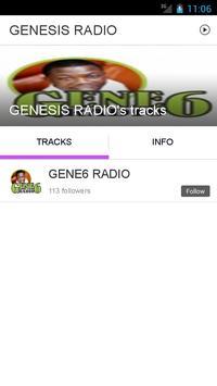 GENESIS RADIO apk screenshot