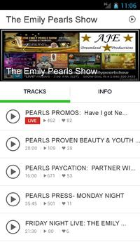 The Emily Pearls Show poster