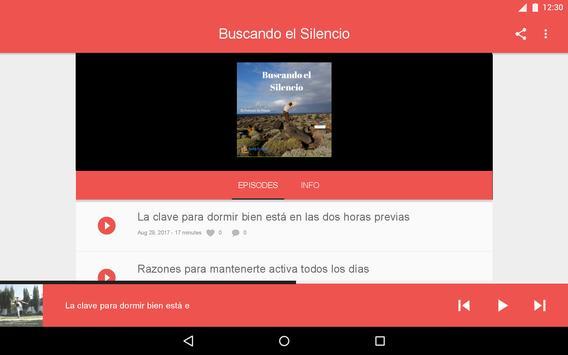 Buscando el Silencio apk screenshot
