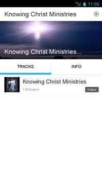 Knowing Christ Ministries screenshot 1