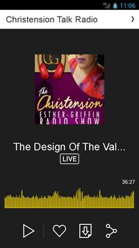 Christension Talk Radio apk screenshot
