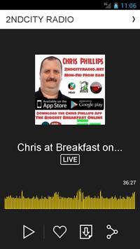 2NDCITY RADIO screenshot 2