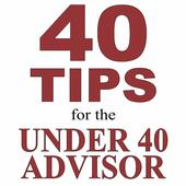 40 TIPS: Under 40 Advisor icon