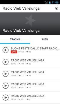 Radio Web Vallelunga poster