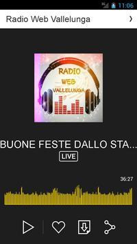 Radio Web Vallelunga screenshot 2
