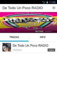 De Todo Un Poco RADIO screenshot 1