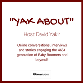 """""""Yak About"""" with David Yakir - icon"""