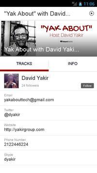 """Yak About"" with David Yakir - screenshot 1"