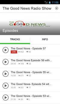 The Good News Radio Show poster