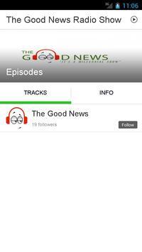 The Good News Radio Show screenshot 1