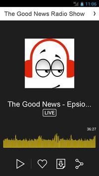 The Good News Radio Show screenshot 2