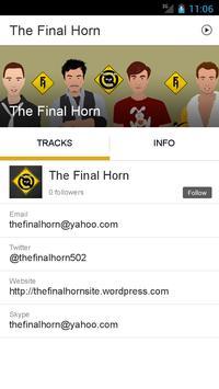 The Final Horn apk screenshot