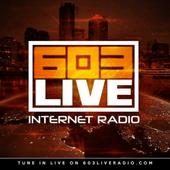 603LIVE RADIO icon