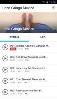 Loco Gringo Mexico poster