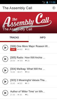 Assembly Call poster
