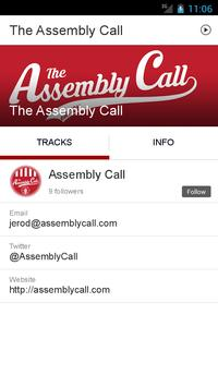 Assembly Call apk screenshot
