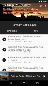 Remnant Battle Lines poster