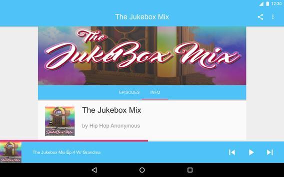 The Jukebox Mix screenshot 9