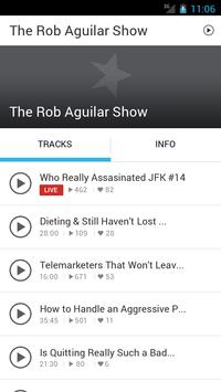 The Rob Aguilar Show poster