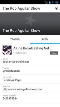 The Rob Aguilar Show apk screenshot