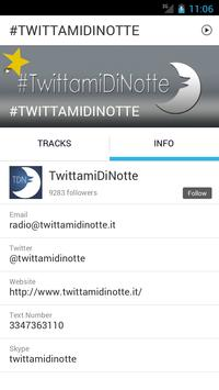 #TWITTAMIDINOTTE apk screenshot