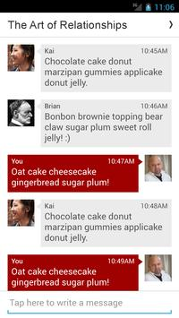 The Art of Relationships apk screenshot