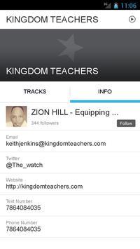 KINGDOM TEACHERS apk screenshot