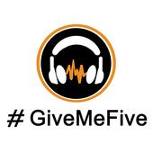 #GiveMeFive icon