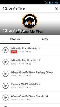 #GiveMeFive poster