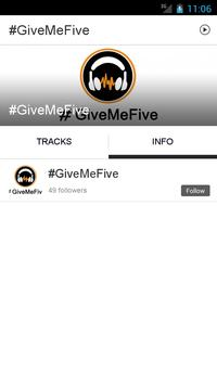 #GiveMeFive apk screenshot