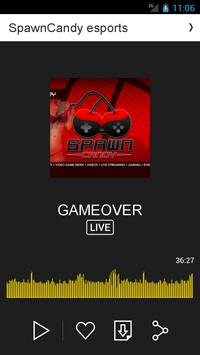 SpawnCandy esports apk screenshot
