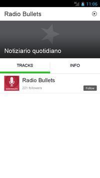 Radio Bullets apk screenshot