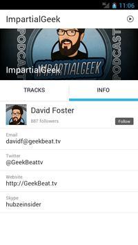 ImpartialGeek apk screenshot