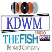 KDWM The Fish Live icon